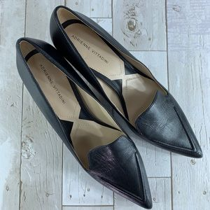 Adrienne Vittadini Scout Pointed Toe Pump Size 10M